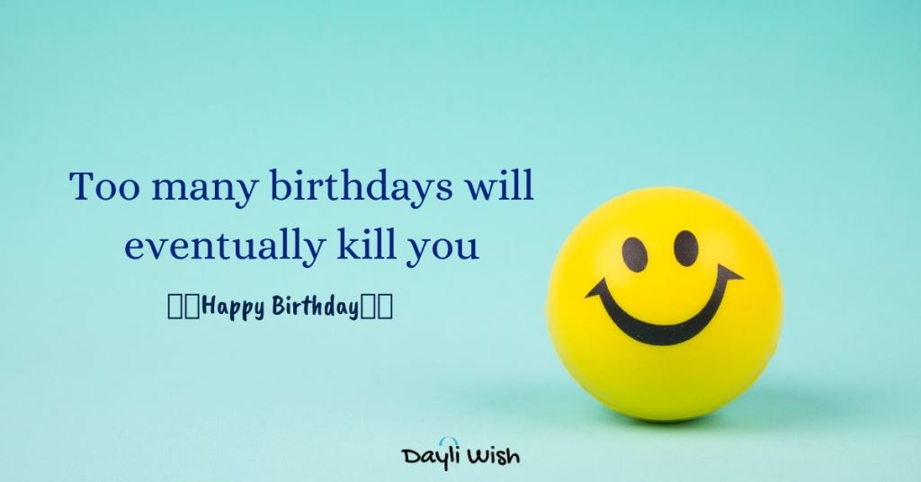 Funny Happy Birthday Messages For Best Friend