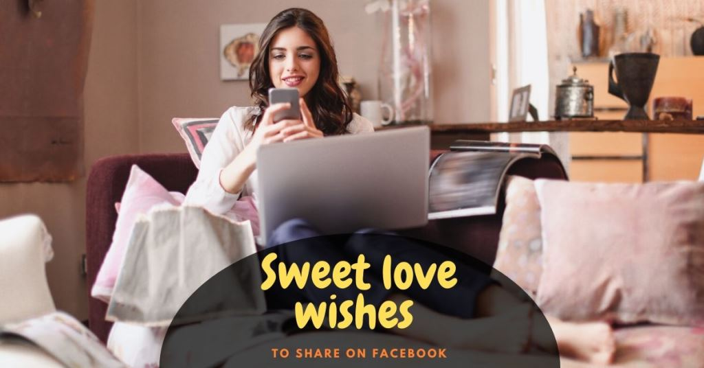 Love wishes to share on Facebook