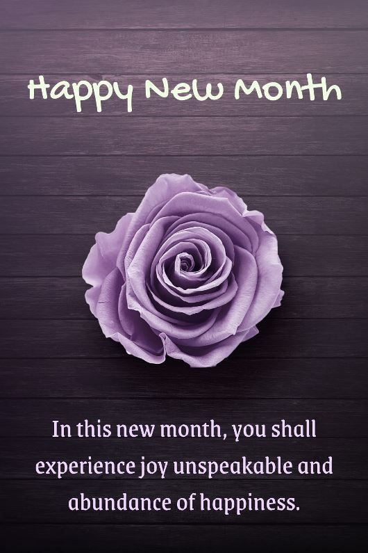 Sept 2020 Happy New Month Wishes for New Motivation ...
