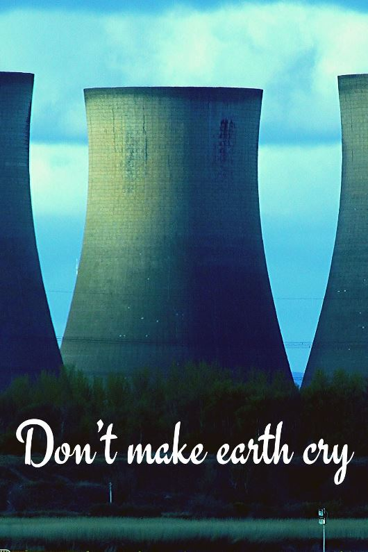 Dont make earth cry Earth Day 2020 slogans