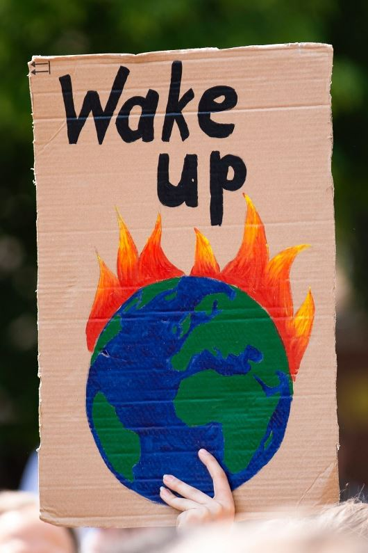 Wake up Earth Day 2020 slogans